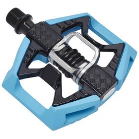 Crankbrothers Double Shot 2 Pedal black/blue